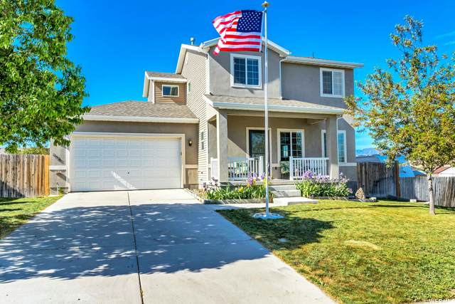 138 W Casi Way S, Saratoga Springs, UT 84045 (#1741637) :: Utah Best Real Estate Team | Century 21 Everest
