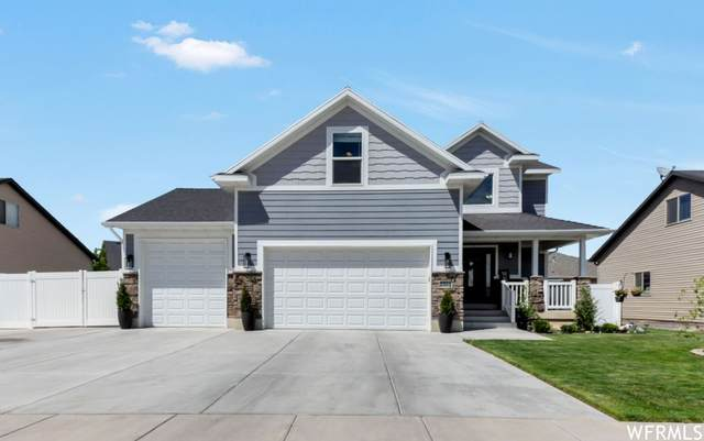 1354 W 1200 S, Clearfield, UT 84015 (#1741645) :: Colemere Realty Associates
