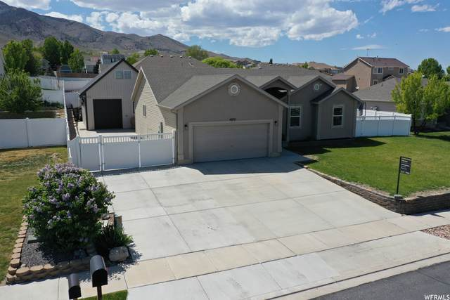 4031 Bahama Way W, Saratoga Springs, UT 84045 (#1741656) :: Utah Best Real Estate Team | Century 21 Everest