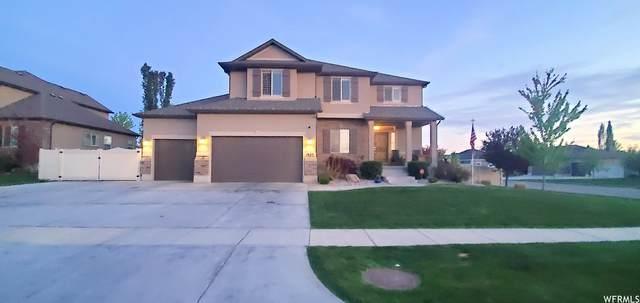 1657 W 200 N, Layton, UT 84041 (#1741687) :: Bustos Real Estate | Keller Williams Utah Realtors