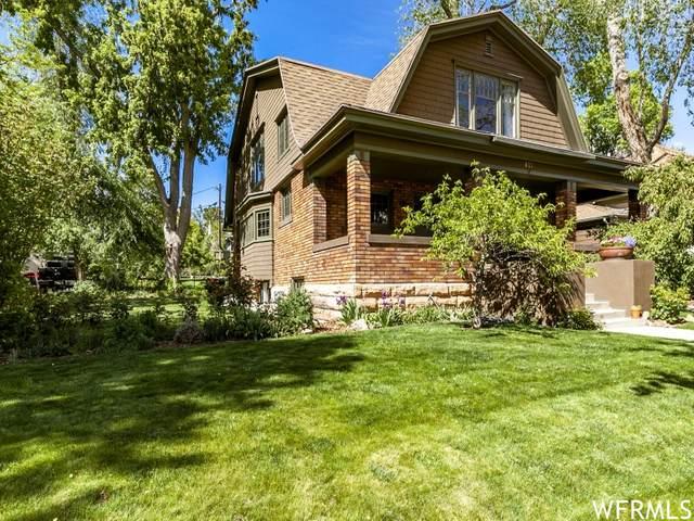627 E 2ND Ave, Salt Lake City, UT 84103 (#1741692) :: Utah Real Estate