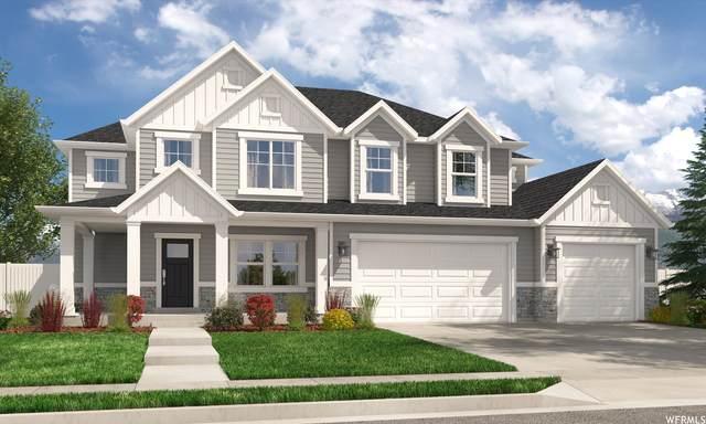 517 W 1450 N #125, Saratoga Springs, UT 84043 (#1741700) :: Gurr Real Estate