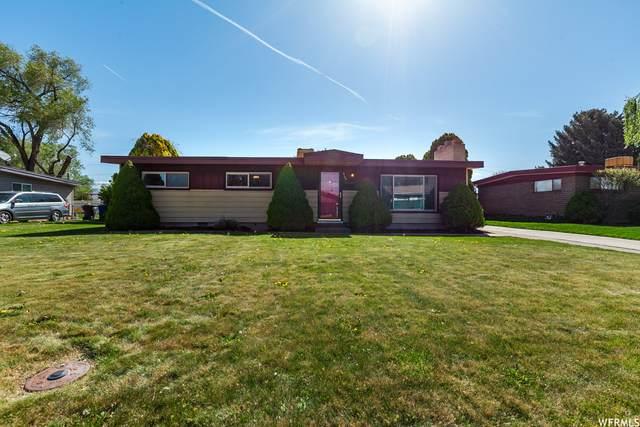 3189 S Barney St W, West Valley City, UT 84119 (#1741724) :: Utah Real Estate