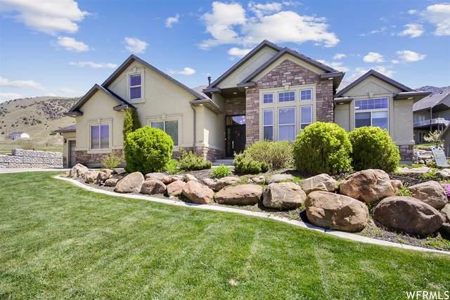 729 E Eagle View Dr, Providence, UT 84332 (#1741766) :: Utah Real Estate