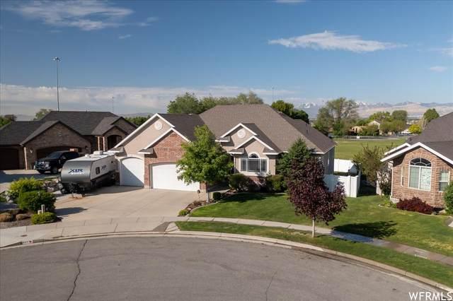 563 W Kalia Cv, Murray, UT 84123 (#1741816) :: Bustos Real Estate | Keller Williams Utah Realtors