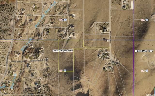 15042 S Rose Creek Ln W, Herriman, UT 84065 (#1741891) :: Villamentor