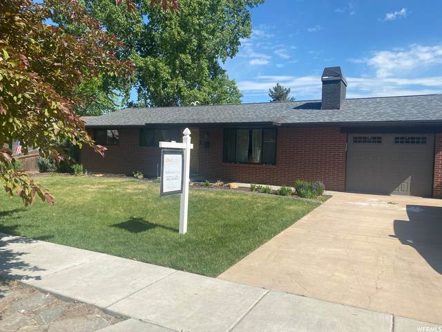 2483 E 6710 S, Cottonwood Heights, UT 84121 (#1741916) :: Colemere Realty Associates