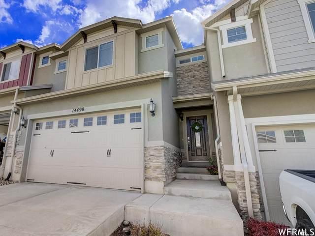 14498 S Windom Rd, Herriman, UT 84096 (#1742054) :: Bustos Real Estate | Keller Williams Utah Realtors