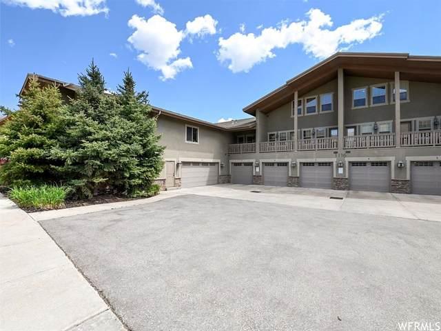 1116 N 455 W #8, Midway, UT 84049 (MLS #1742066) :: High Country Properties