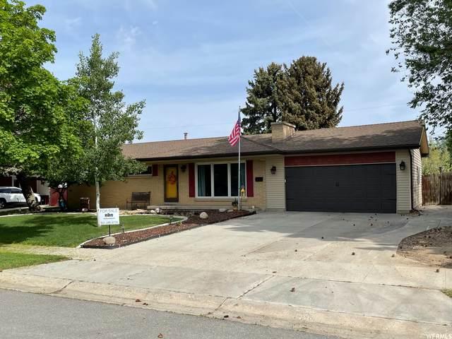 205 E Carlson Ave, Midvale, UT 84047 (#1742181) :: McKay Realty