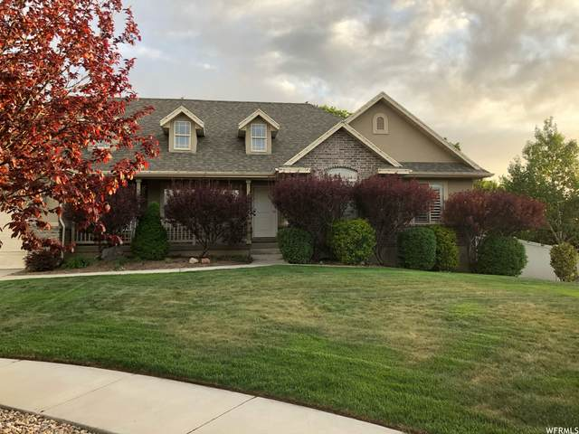 507 N 1400 E, Spanish Fork, UT 84660 (#1742253) :: Utah Best Real Estate Team | Century 21 Everest