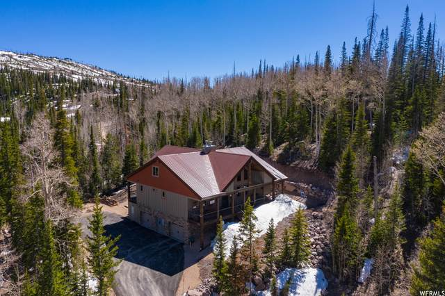 536 E Old Mill Rd, Brian Head, UT 84719 (#1742271) :: Doxey Real Estate Group