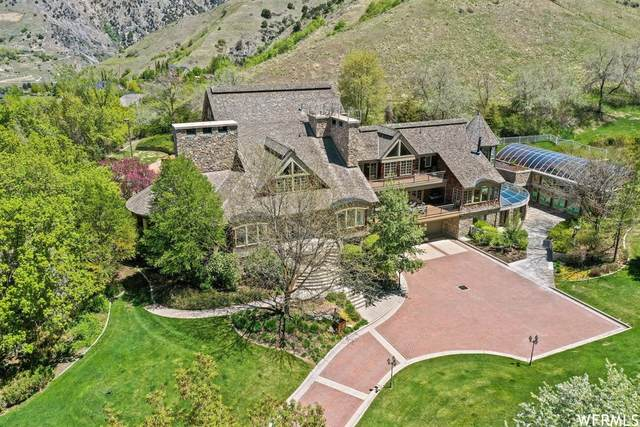 245 N 1480 E, Logan, UT 84321 (#1742495) :: Doxey Real Estate Group
