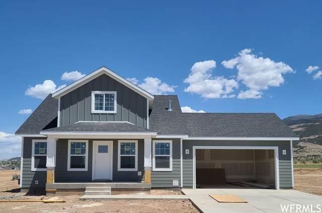 4240 N Gold Dust Trail St, Enoch, UT 84721 (#1742563) :: Gurr Real Estate