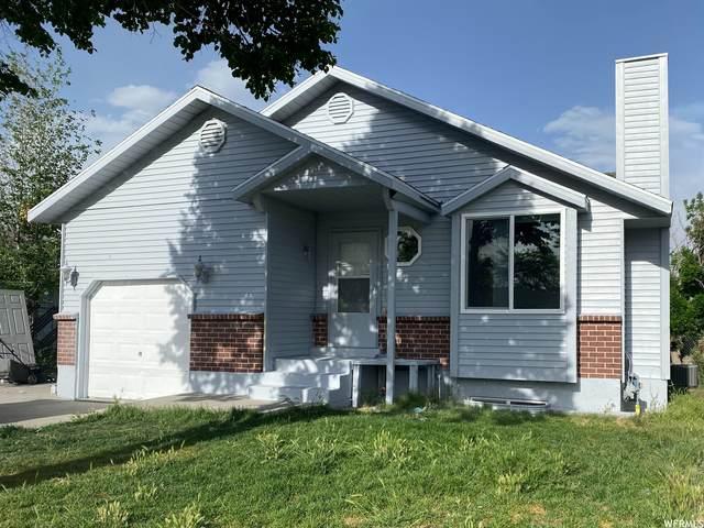 6035 S Azure Meadow Dr, Taylorsville, UT 84129 (#1742707) :: Gurr Real Estate