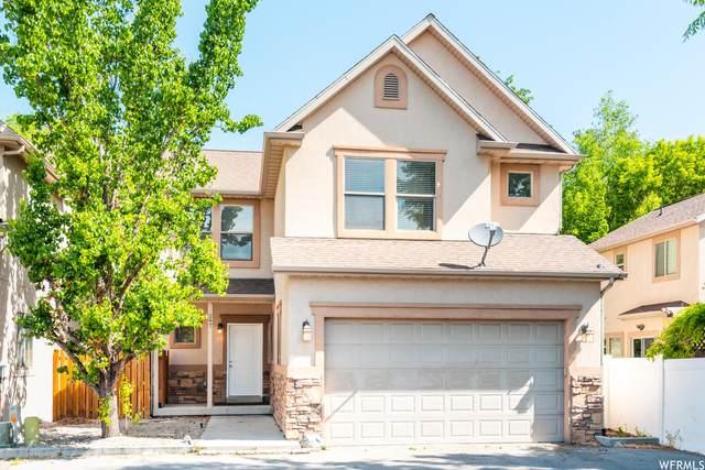 297 E Snowy River Ct, Salt Lake City, UT 84115 (#1742760) :: Utah Best Real Estate Team | Century 21 Everest