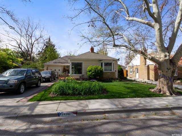 1434 E 3045 S, Salt Lake City, UT 84106 (#1743148) :: Bustos Real Estate | Keller Williams Utah Realtors