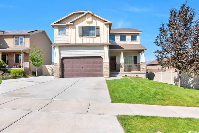 4625 E Silver View Way E, Eagle Mountain, UT 84005 (#1743231) :: Gurr Real Estate