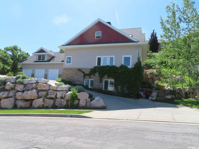 664 Oakview Ct, North Salt Lake, UT 84054 (#1743297) :: C4 Real Estate Team