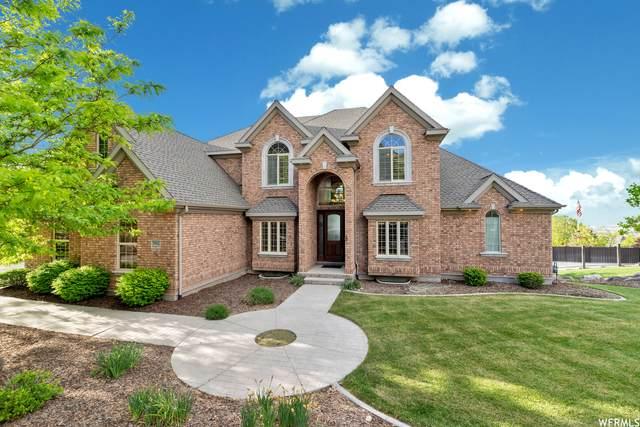5902 W Killington Ct, Herriman, UT 84096 (#1743331) :: Gurr Real Estate