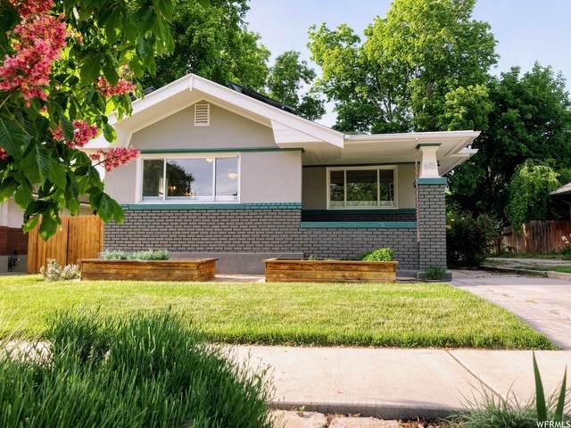 615 E Ramona Ave, Salt Lake City, UT 84105 (#1743405) :: UVO Group | Realty One Group Signature