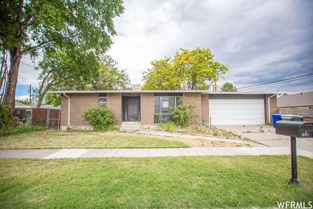 1554 W 600 S, Salt Lake City, UT 84104 (#1743456) :: Utah Real Estate