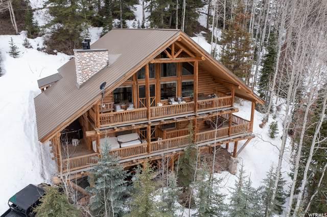751 Shingle Mill Rd #751, Oakley, UT 84055 (#1743477) :: Utah Real Estate
