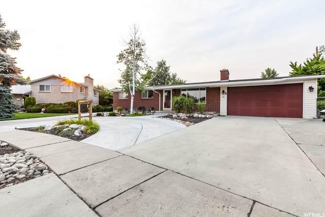193 E 7890 S, Sandy, UT 84070 (#1743526) :: Bustos Real Estate | Keller Williams Utah Realtors