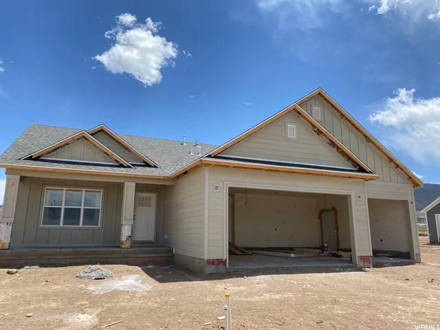 4258 N Gold Dust Trail St E #128, Enoch, UT 84721 (#1743547) :: Gurr Real Estate