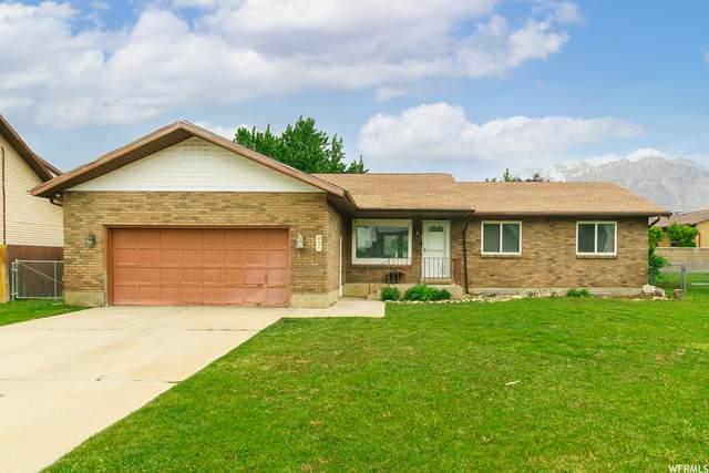 851 E 300 N, Orem, UT 84097 (#1743615) :: Gurr Real Estate