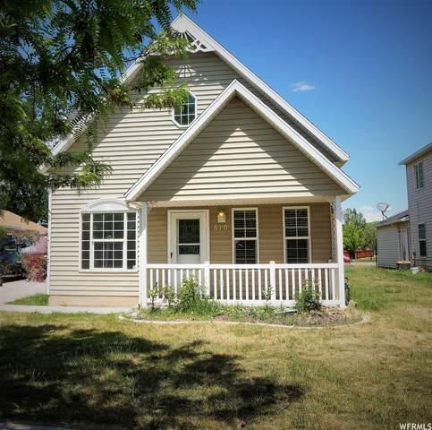 810 W 60 N, Spanish Fork, UT 84660 (#1743640) :: Utah Best Real Estate Team | Century 21 Everest