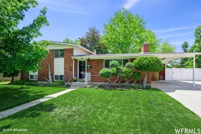 436 S 900 E, Orem, UT 84097 (#1743692) :: Gurr Real Estate