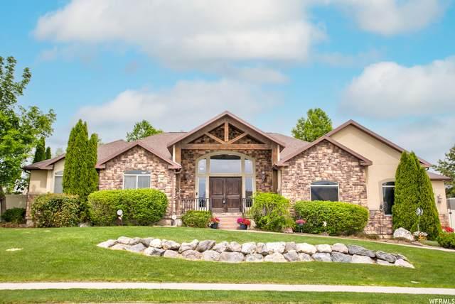 1272 N Cedar Hollow Blvd, Lehi, UT 84043 (#1743704) :: McKay Realty