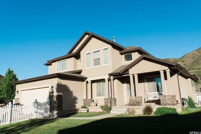 115 W 1770 S, Payson, UT 84651 (#1743846) :: Gurr Real Estate