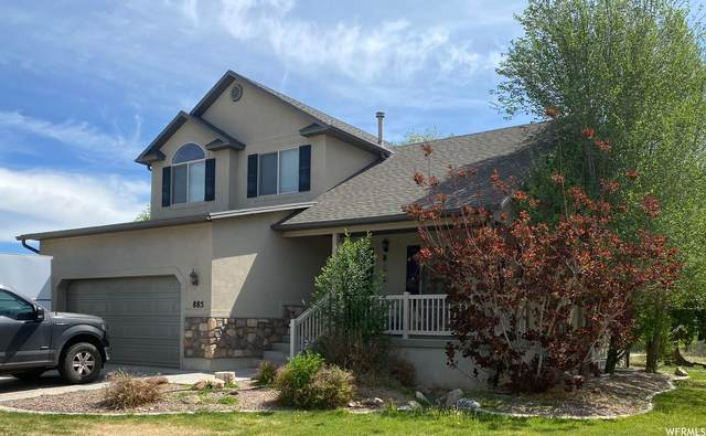 885 S 2050 W, Vernal, UT 84078 (#1743946) :: UVO Group | Realty One Group Signature