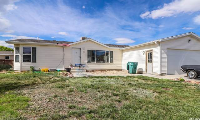 182 W 2050 S, Vernal, UT 84078 (#1744003) :: The Perry Group