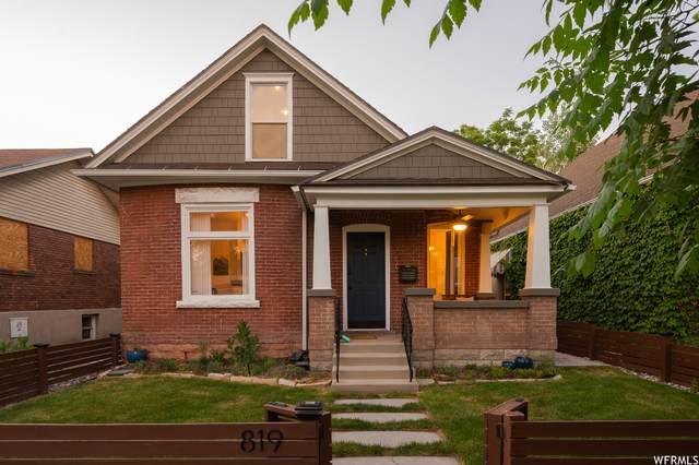 819 E 900 S, Salt Lake City, UT 84105 (#1744239) :: Berkshire Hathaway HomeServices Elite Real Estate