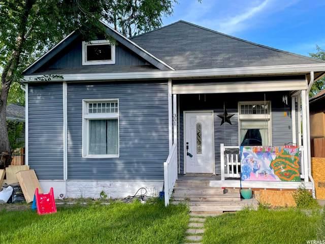 351 W Post St S, Salt Lake City, UT 84104 (#1744296) :: Utah Real Estate