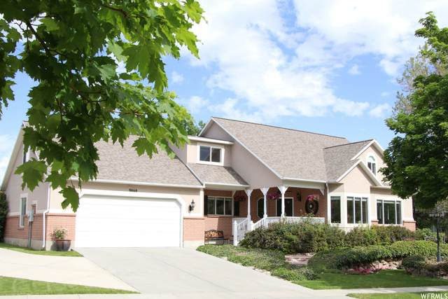9868 S Presidential Dr, South Jordan, UT 84095 (#1744534) :: Doxey Real Estate Group