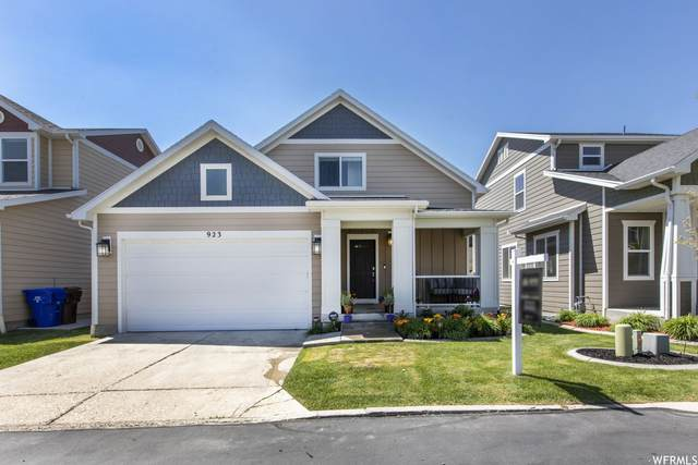 923 W Delorean Ln, Midvale, UT 84047 (#1744642) :: UVO Group | Realty One Group Signature