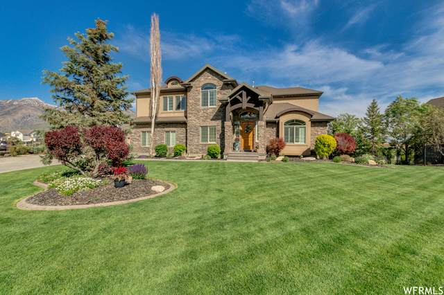 11756 N Sunset Hills Dr, Highland, UT 84003 (#1744657) :: UVO Group | Realty One Group Signature