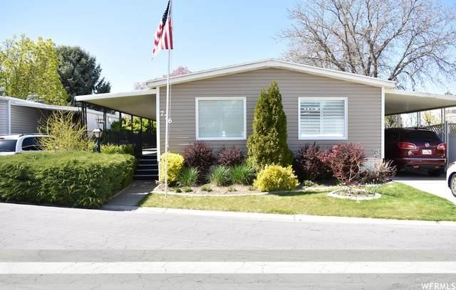 776 W Monte Del Oro St, Taylorsville, UT 84123 (#1744679) :: Utah Real Estate