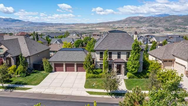 5047 N Larkwood Ln, Lehi, UT 84043 (#1744771) :: Gurr Real Estate