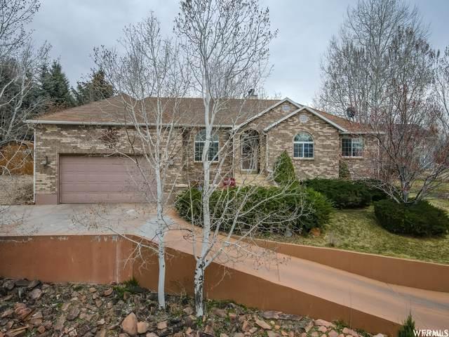 1072 N Valley Dr E, Heber City, UT 84032 (MLS #1744975) :: High Country Properties
