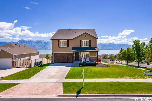 3572 S White Tail Trl, Saratoga Springs, UT 84045 (#1745105) :: UVO Group   Realty One Group Signature
