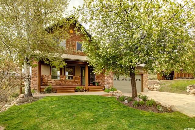 1716 Splendor Valley Rd, Kamas, UT 84036 (MLS #1745175) :: High Country Properties