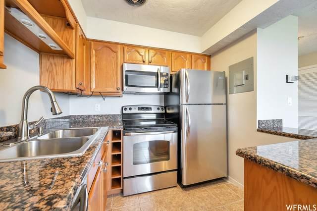 130 S 1300 E #804, Salt Lake City, UT 84102 (#1745203) :: Bustos Real Estate | Keller Williams Utah Realtors