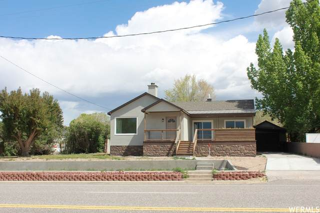 45 E Main, Bicknell, UT 84715 (#1745216) :: UVO Group | Realty One Group Signature