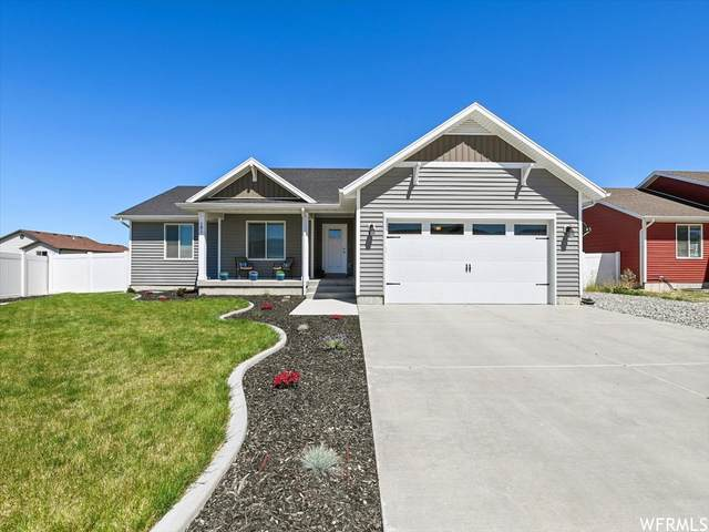 181 S Tawny Dr, Grantsville, UT 84029 (#1745318) :: UVO Group | Realty One Group Signature
