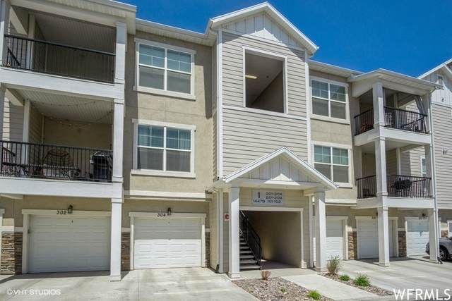 14479 S Renner Ln W #201, Herriman, UT 84096 (#1745329) :: UVO Group | Realty One Group Signature
